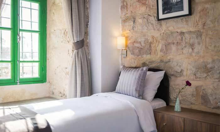 6 חופשה זוגית וקסומה במלון הבוטיק הלני בירושלים