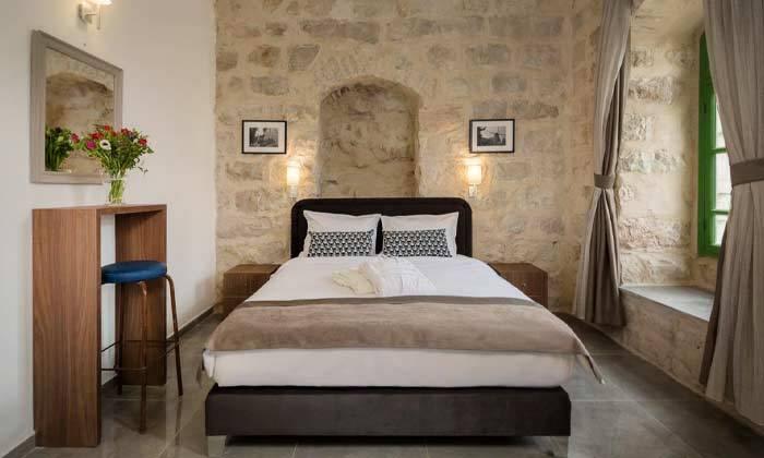 7 חופשה זוגית וקסומה במלון הבוטיק הלני בירושלים