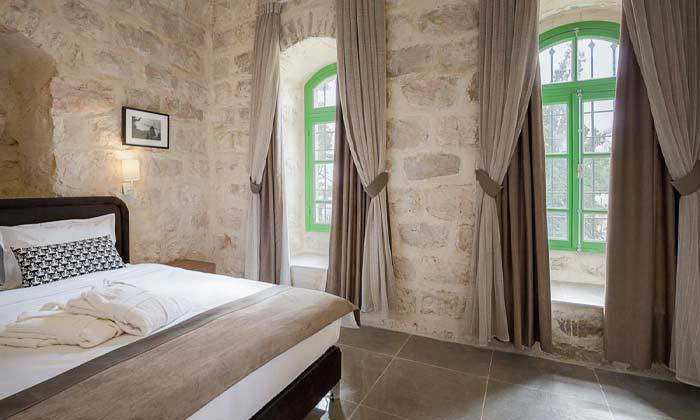 2 חופשה זוגית וקסומה במלון הבוטיק הלני בירושלים