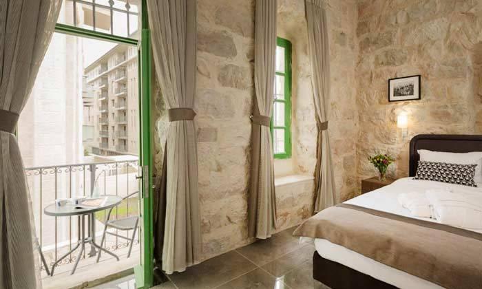 3 חופשה זוגית וקסומה במלון הבוטיק הלני בירושלים
