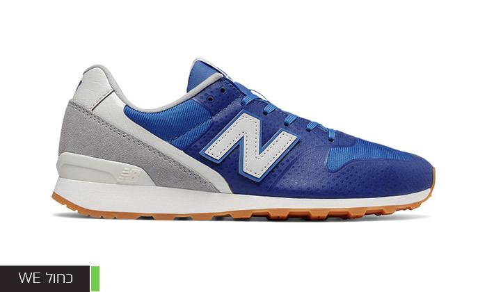5 נעלי סניקרס לנשים ניו באלאנס New Balance