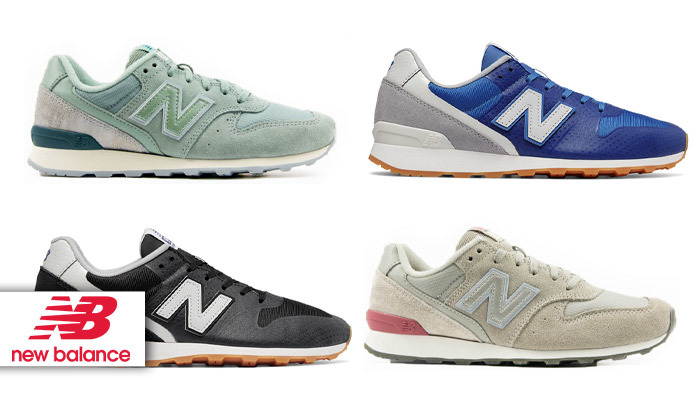 2 נעלי סניקרס לנשים ניו באלאנס New Balance