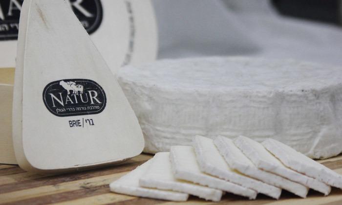 4 גבינות בוטיק ממחלבת NATUR במשלוח חינם