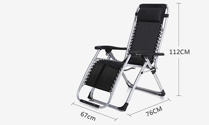 4 כיסא מתקפל 5 מצבים