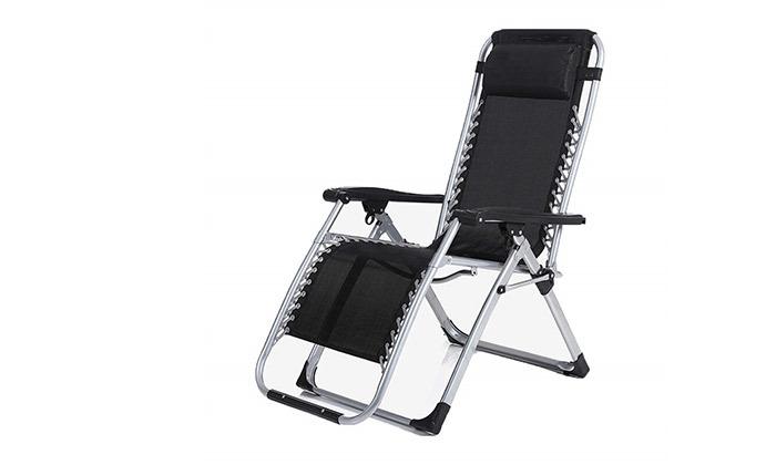 2 כיסא מתקפל 5 מצבים