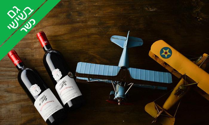 6 ביקור וטעימות יין ביקב טורא ביישוב רחלים