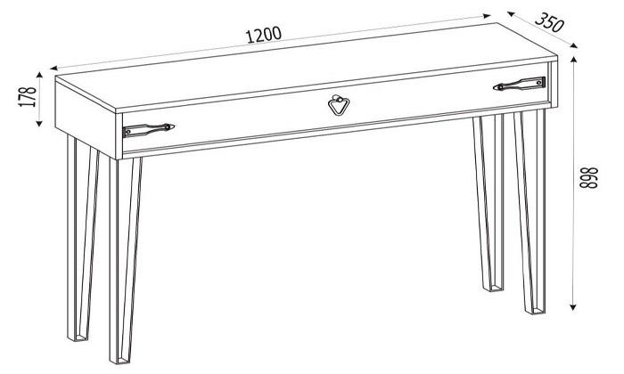 4 קונסולת כניסה, דגם CALIPSO