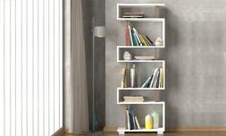 ספרייה בעיצוב א-סימטרי