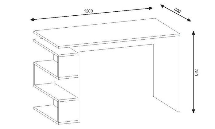 3 שולחן כתיבה, דגם סנייק