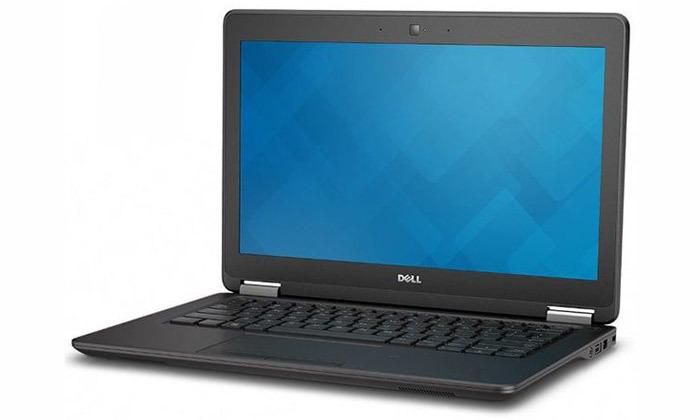"""4 מחשב נייד מחודש DELL, דגם E7250 מסדרת Latitude עם מסך """"12.5, זיכרון 8GB ומעבד i5 - משלוח חינם"""