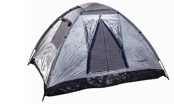 2 אוהל איגלו ל-4 אנשים CAMPTOWN