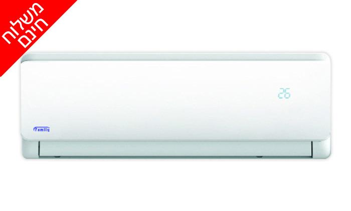 2 מזגן עילי פמילי ליין Family Lineדגם COMFORT 16 PLUS - משלוח חינם