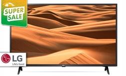 """טלוויזיה """"43 SMART 4K LG"""