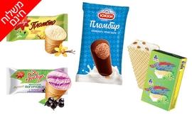 מארזי ארטיקים וגלידות במשלוח