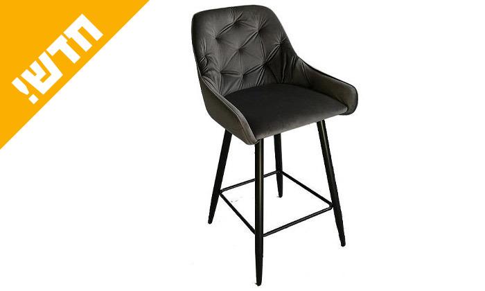 3 כיסא בר דגם פיזה
