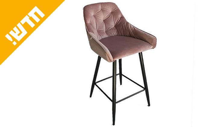 4 כיסא בר דגם פיזה