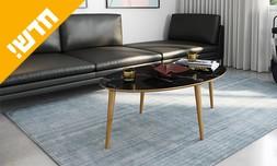שולחן סלון אובלי רויאל