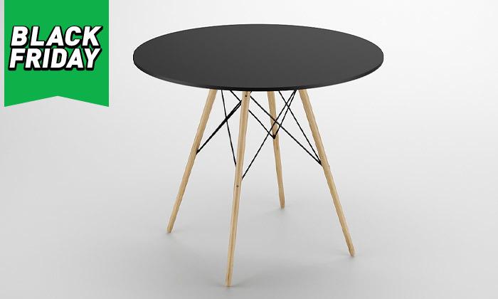 6 פינת אוכל עם 4 כיסאות, דגם סורנטו