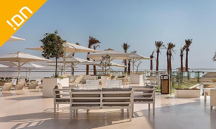 5 יום כיף עם עיסוי בספא מלון הוד המדבר, ים המלח