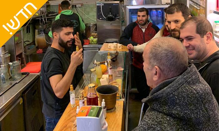 9 'הלו יודה': סיור חיי לילה וטעימות בשוק מחנה יהודה ובשכונת נחלאות