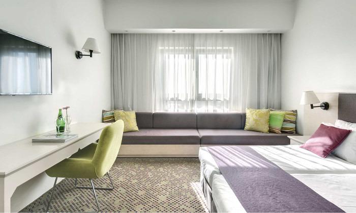 2 חופשה משפחתית במלון רמת רחל - 2 ילדים חינם