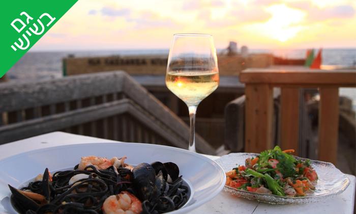 15 מסעדת לימאני ביסטרו, נמל קיסריה - ארוחה זוגית