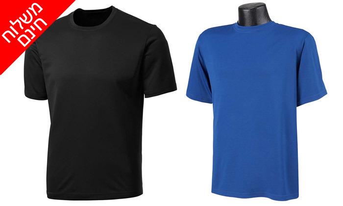 3 סט בגדי ספורט מנדפים זיעה - משלוח חינם