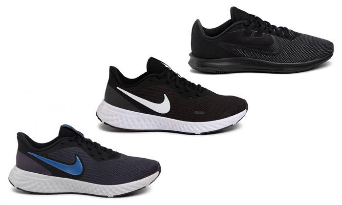 2 נעלי ריצה לגברים נייקי NIKE