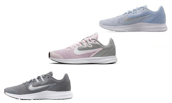 2 נעלי ריצה לנשים ונוער נייק NIKE Downshifter