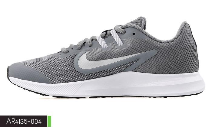 3 נעלי ריצה לנשים ונוער נייק NIKE Downshifter