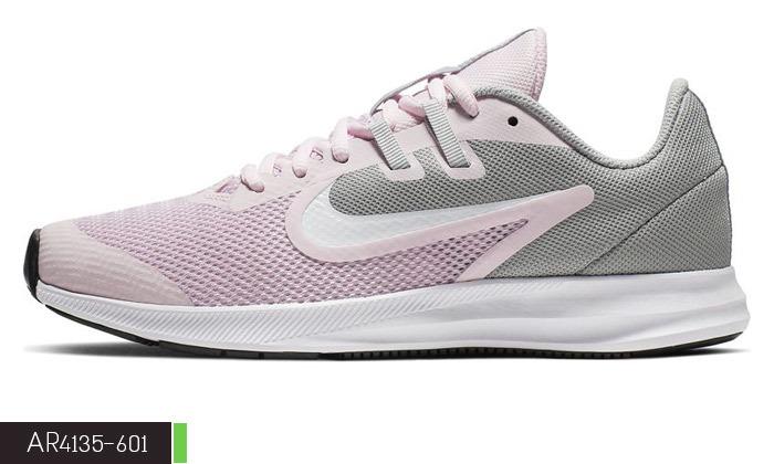 5 נעלי ריצה לנשים ונוער נייק NIKE Downshifter