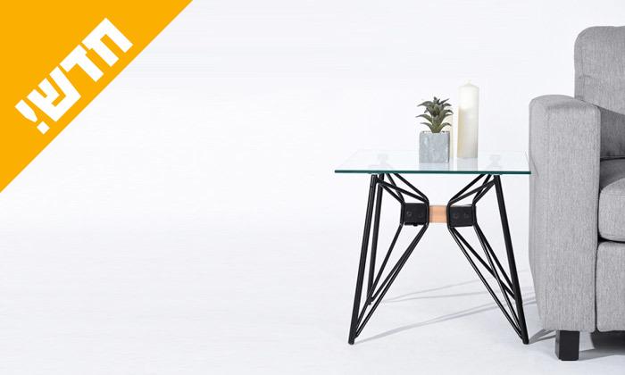 6 שולחן סלון Homax, דגםאינוויקטוס