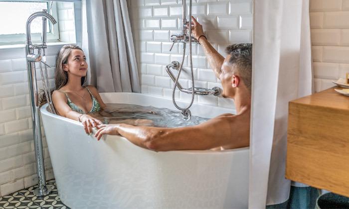 10 חופשה זוגית עם עיסוי במלון הבוטיק שנקין תל אביב, כולל חגים