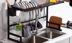 מתקן לייבוש כלים 2 קומות