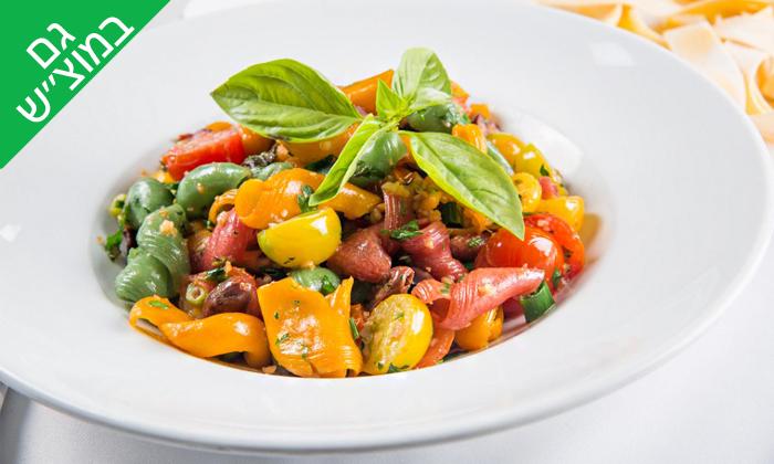 16 טאבולה האיטלקית בהרצליה פיתוח - ארוחה זוגית