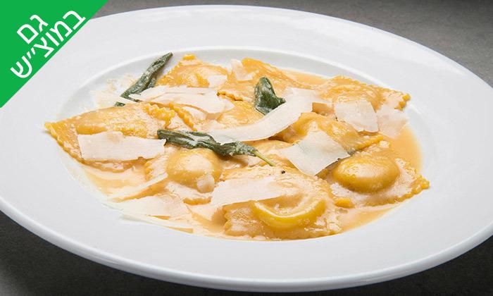 15 טאבולה האיטלקית בהרצליה פיתוח - ארוחה זוגית