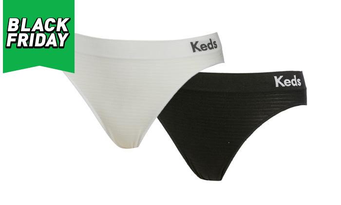 7 מארז 10 תחתוני KEDS ללא תפר לנשים