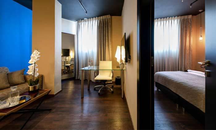 """12 חופשה משפחתית במלון פורט אנד בלו port and blue בנמל ת""""א"""