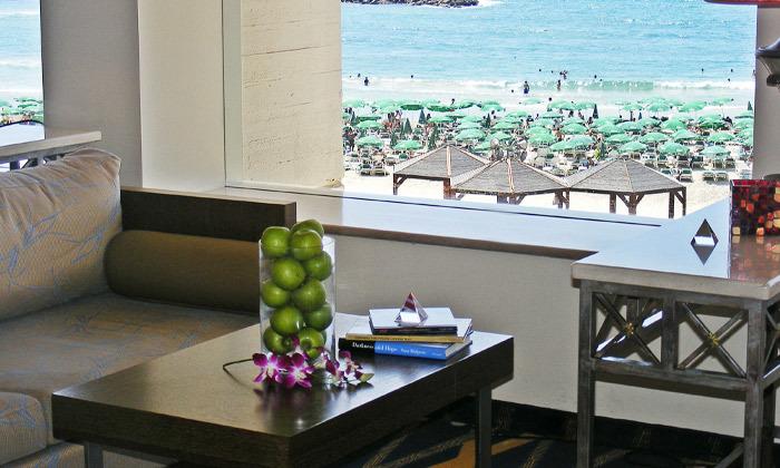 """13 חופשה זוגית הכי קרוב לים - מלון רנסנס ת""""א מרשת Marriott הבינ""""ל"""
