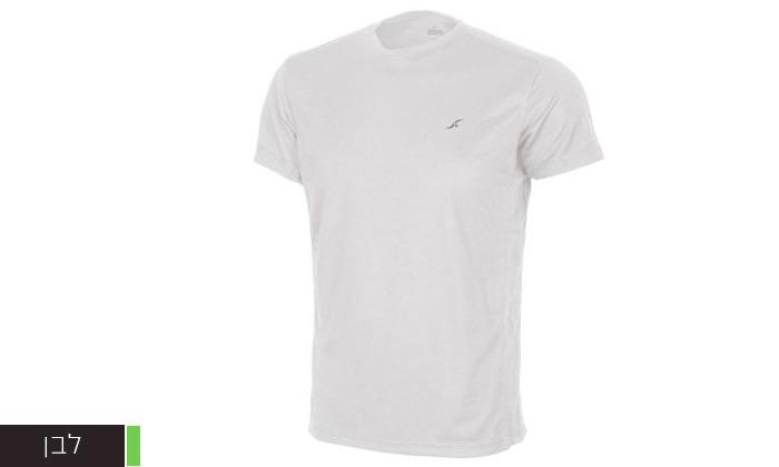 3 3 חולצות מנדפות זיעה לגברים