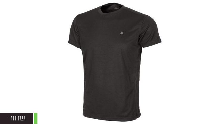 5 3 חולצות מנדפות זיעה לגברים