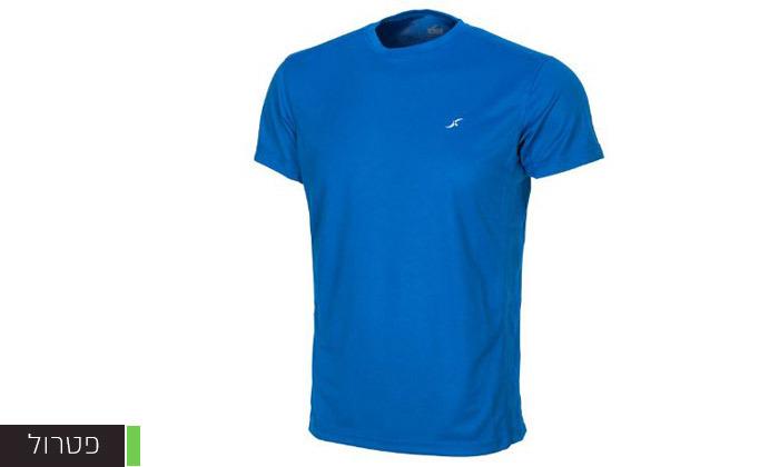 8 3 חולצות מנדפות זיעה לגברים