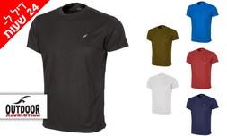 סט 4 חולצות מנדפות זיעה לגברים