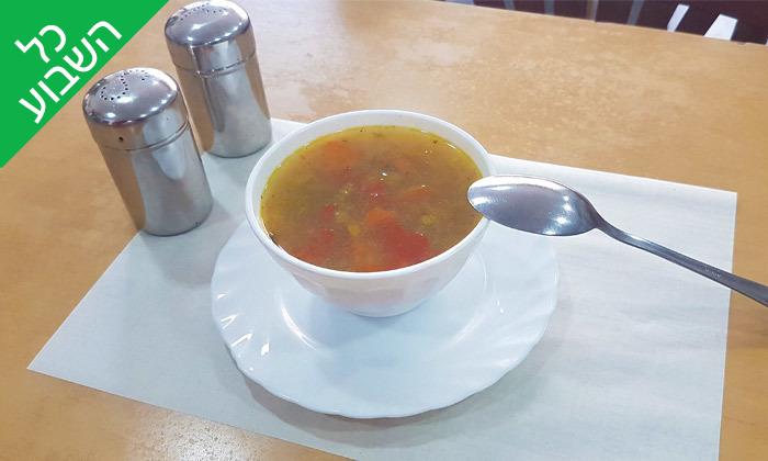4 ארוחה זוגית במסעדת מונקה, יפו