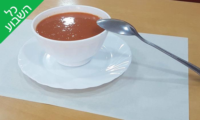 6 ארוחה זוגית במסעדת מונקה, יפו