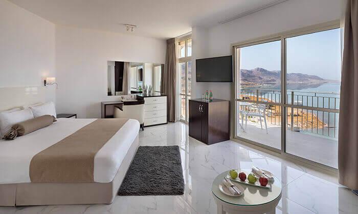 3 חופשה במלון הוד המדבר, ים המלח