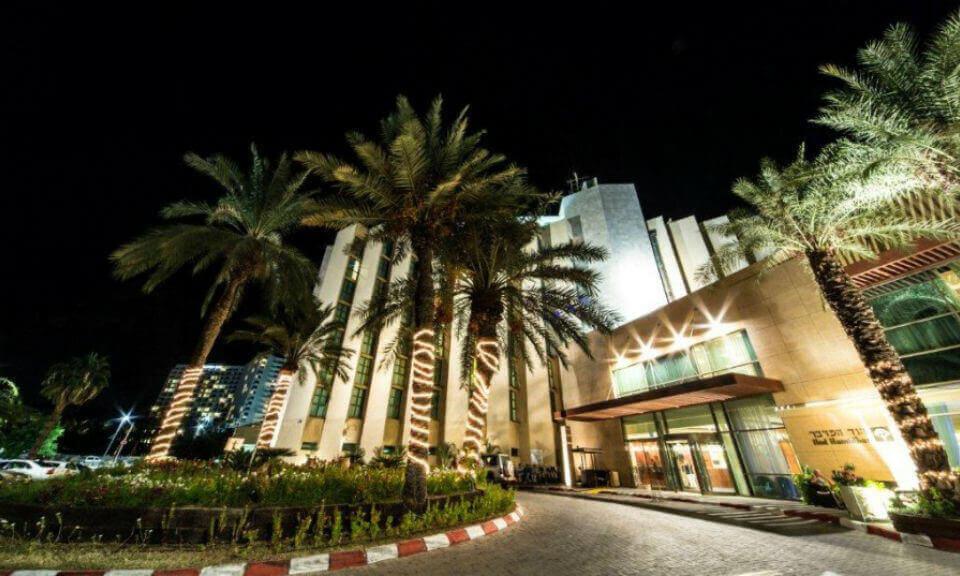 5 חופשה במלון הוד המדבר, ים המלח