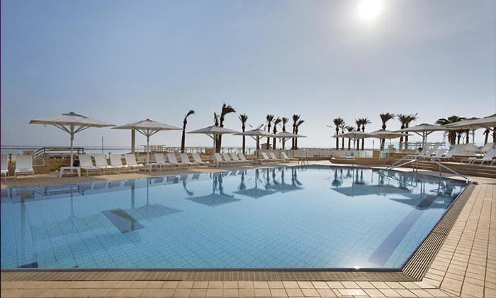 9 חופשה במלון הוד המדבר, ים המלח