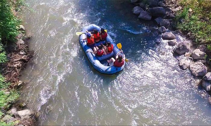 3 שייט קיאקים בנהר הירדן, גם בשישי