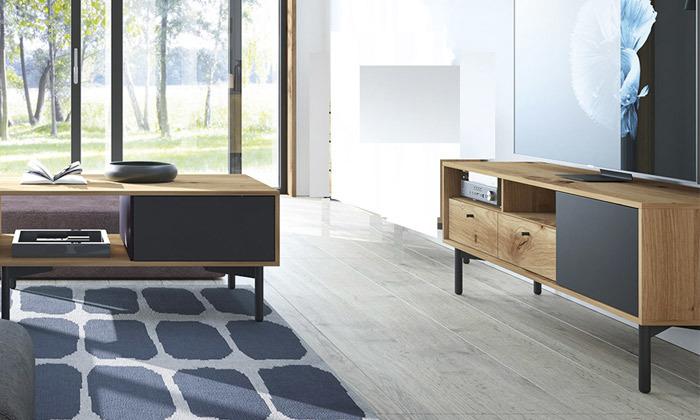 8 שולחן סלון או מזנון HOME DECORדגם איילת